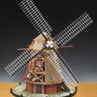 AMATI Hollandse windmolen schaal 1/30