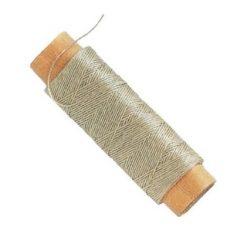 ARTESANIA touw dun grijs 0.15mm [ART8801]