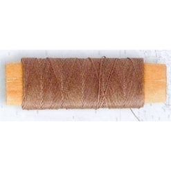 ARTESANIA touw dun bruin 0.15mm [ART8805]