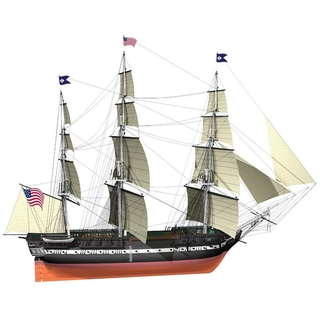 BILLING BOATS USS Constitution 1:75 [BB510508]