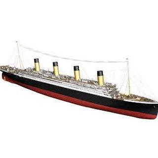 BILLING BOATS RMS Titanic Compleet 1:144 [BB510510]