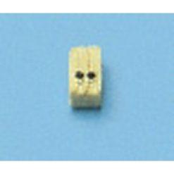 BB Dubbel blok 5mm hout [BB520698]