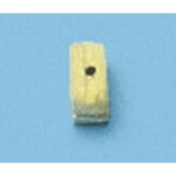 BB Enkel blok 7mm hout [BB520699]