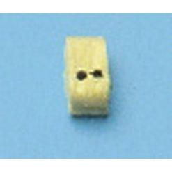 BB Dubbel blok 7mm hout [BB520700]