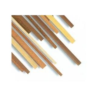 BB Abachi-lat 5 x 10 x 780mm (1mtr) [BB521069]