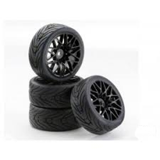 CARSON Band + velg LM style zwart [CAR900538]