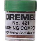 DREMEL Polijstpasta voor viltschijven [DR421]