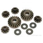 HPI dif gear set compleet [HPI101142]