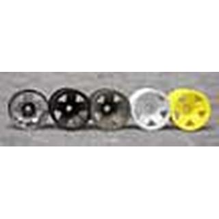 HPI Achtervelgen Type F5 geel (MT) [HPI3049]