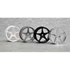 HPI Super Star Wheels 26mm zwart [HPI3696]