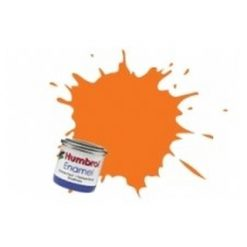 HUMBROL (Enamel 14ml) Orange [HUM018]
