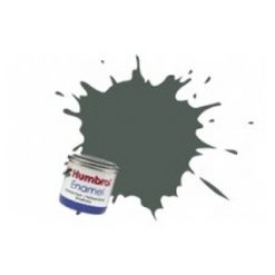 HUMBROL (Enamel 14ml) Sea Grey [HUM027]