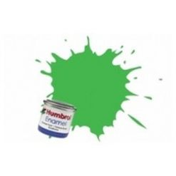 HUMBROL (Enamel 14ml) Signal Green [HUM208]