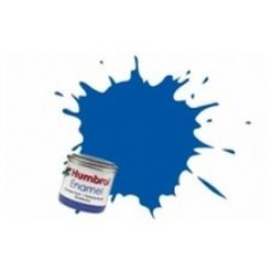 HUMBROL (Enamel 14ml) Moonlight blue [HUM222]