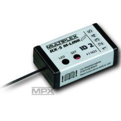 MULTIPLEX Ontvanger RX 5 ID2 [MPX55823]