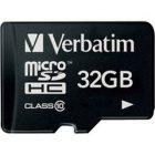 VERTABIM Micro SD-HC 32GB Class 10 [NEDVB-TFHC10-32G]