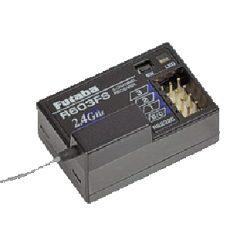 Futaba ontvanger R603-FS 2.4 GHz fasst (139) [QF0900]
