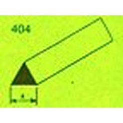 MAQUETT ABS Driehoek 60 (gr.) 6mm 1mtr (042) [RA404-56]