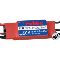 ROBBE Control regelaar bls 2-3s 40A (55) [RO8713]