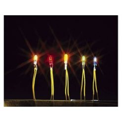 SCEN Draadlampje 6V rood (5) [S70160]