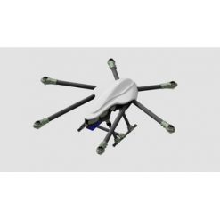 SkyHero Spider 61000mm pancake Multirotor X6/X12 Frame kit [SKH00-601-PC]