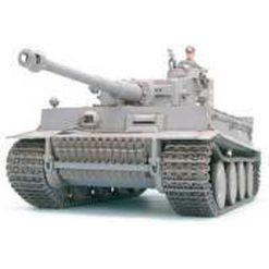 TAMIYA 1:16 Tank Tiger I met DMD T03 & MF01 [TA56010]