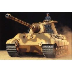 TAMIYA 1:16 Tank German King Tiger full option kit [TA56018]