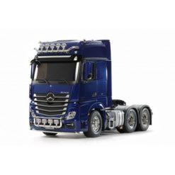 TAMIYA 1:14 Truck MB Actros 3363 Parel blauw gespoten [TA56354]