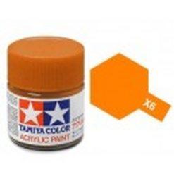 TAMIYA X-6 Oranje acryl.groot (1mtr) [TA81006]