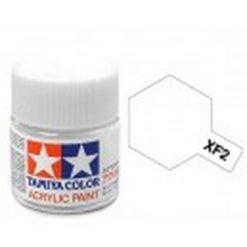 TAMIYA XF-2 Mat wit acryl.groot (1mtr) [TA81302]