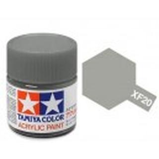 TAMIYA XF-20 Middel grijs acryl.groot (1mtr) [TA81320]