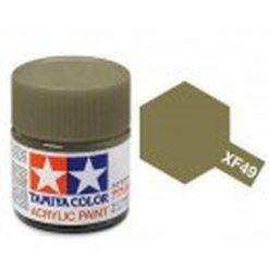 TAMIYA XF-49 Khaki acryl.groot (1mtr) [TA81349]