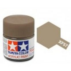 TAMIYA XF-57 Buff acryl.groot (1mtr) [TA81357]