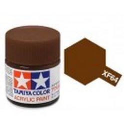 TAMIYA XF-64 Rood/bruin acryl.groot (1mtr) [TA81364]