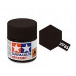 TAMIYA XF-85 gummy zwart [TA81785]