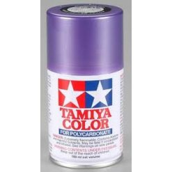TAMIYA PS-51 Purple anodized aluminium (1mtr) [TA86051]