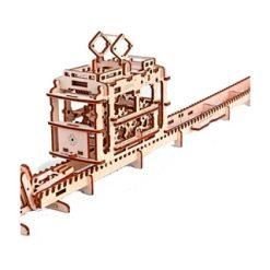Ugears werkende Tram (houtbouw) [UG70008]
