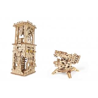 Ugears Archballista-Toren (292 delen) [UG70034]