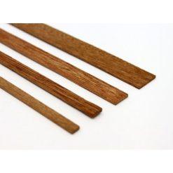 AERONAUT Mahonie plank 500 x 100 x 4mm [AE7512-21]