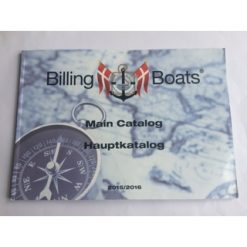 BILLING BOATS Katalogus [BB531000]