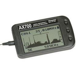 GRAUPNER AX 700 40MHz Frequentie-scanner [GR7099]