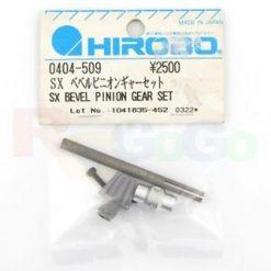 HIROBO Bevel Pinion Tandwielset [HIR0404509]