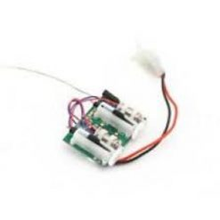 Blade Red Bull mCX: 4-in-1 PCB (Rx, Gyro, ESC, Mixer) [HORBLH2865]