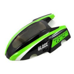 BLADE Nano QX kabine groen [HORBLH7614]