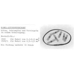 KDH Kabel verbinders 0.5-1.5mm [KDH1400/1]