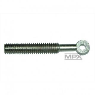 MPX M3 schroef rudderhorn (6) [MPX713858]