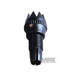 MPX Knuppels (kort) Royal evo. (2) [MPX75300]