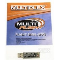 MULTIPLEX FLIGHT STICK met Simulator [MPX85165]