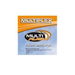 MULTIPLEX CD Flug -simulator Multiflight zonder stick [MPX855332]