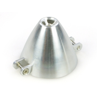 PERKINS Alu spinner 45mm met koeling uni [PER4406225]
